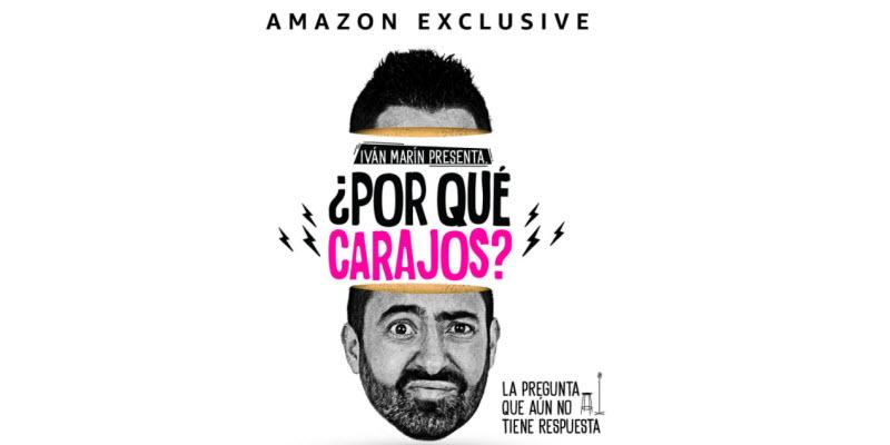 AMAZON PRIME VIDEO LANZA SU PRIMER ESPECIAL DE COMEDIA PARA AMERICA LATINA